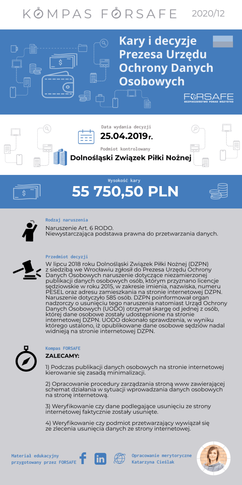 kompas forsafe pl 12 KOMPAS FORSAFE PL 2020/12 - Kara dla DZPN